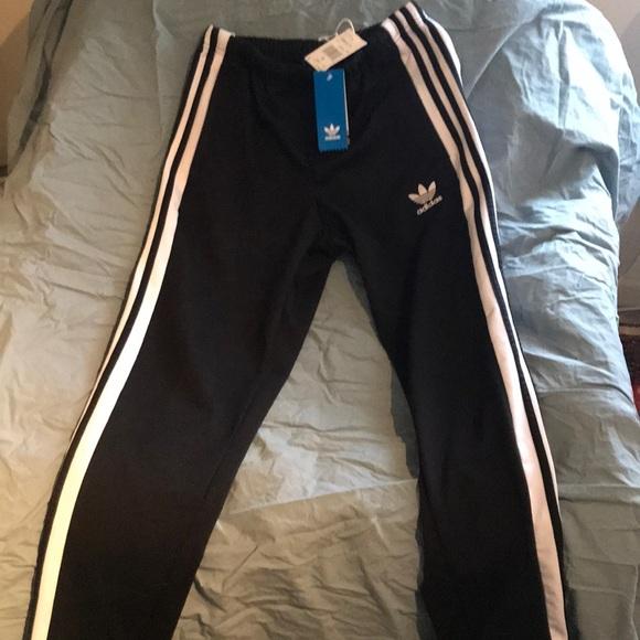 Adidas pantaloni adibreak tp - trackwarm su s poshmark